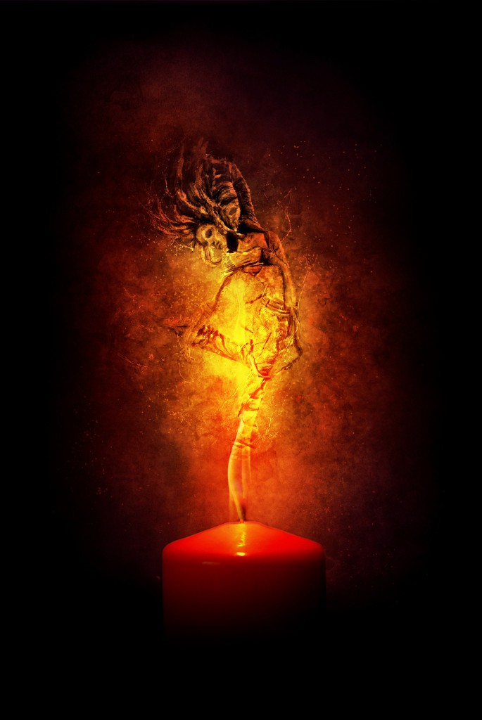 Feuerfrau Endometriose