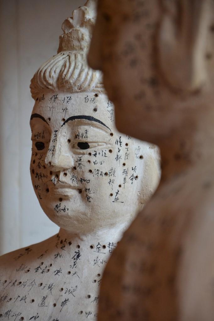 Akupunktur Meridiane TCM Shiatsu