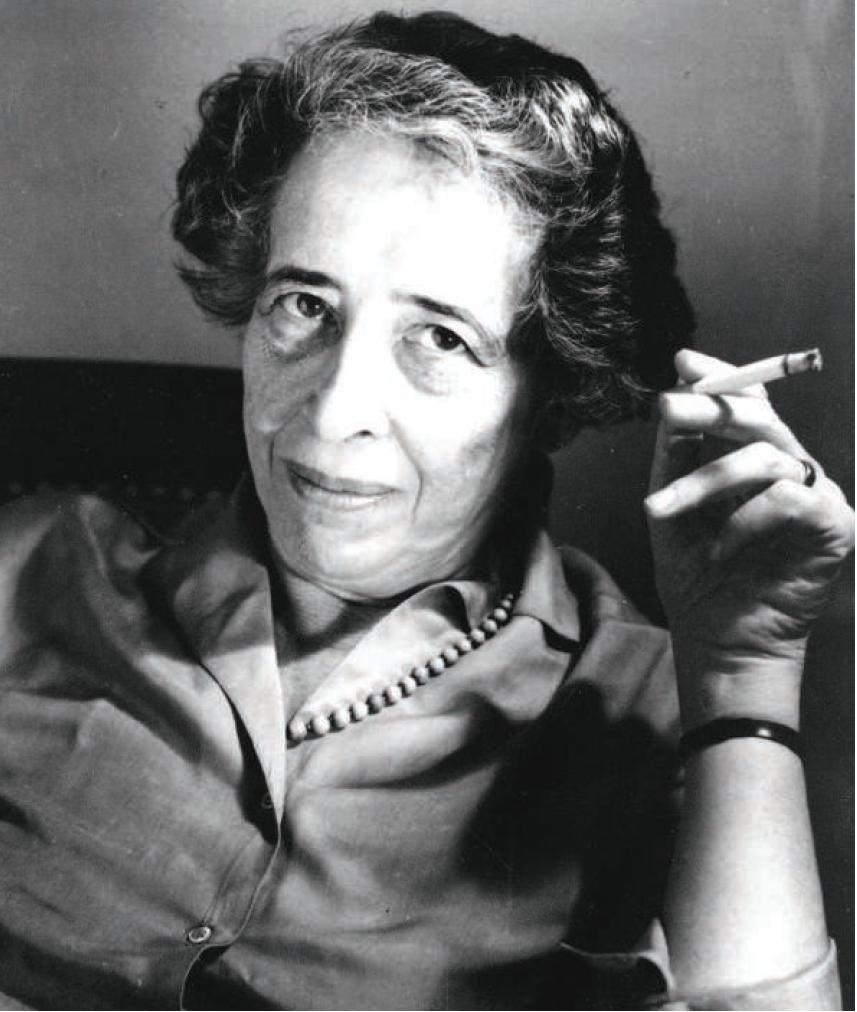 Hannah Arendt Was ist Arbeit