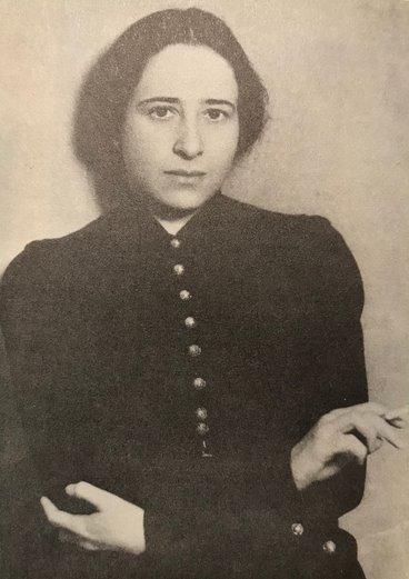Hannah Arendt 1933 Was ist Politik