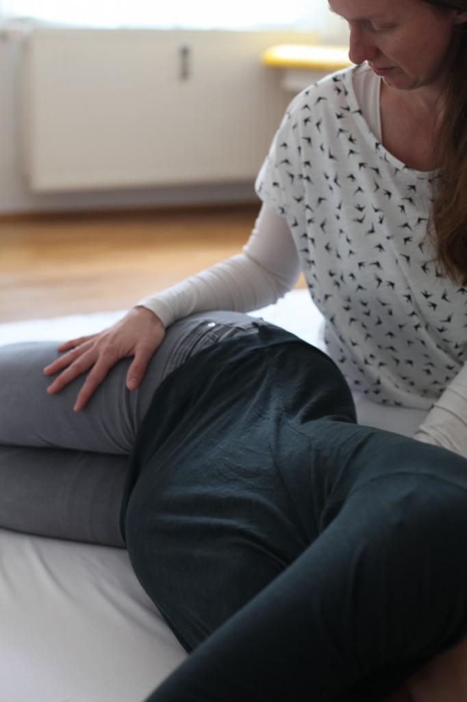 Behandlung Schwangerschaft